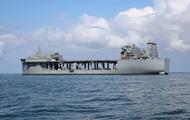 США розмістять біля берегів Греції експедиційну базу