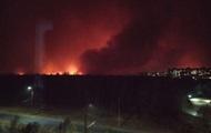 Пожежа на Луганщині: вогонь підібрався до Сєверодонецька