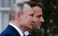Макрон подзвонив Путіну через Нагірний Карабах