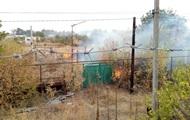 У Станиці Луганській пожежа охопила цілу вулицю