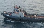 Освобожденные из российского плена корабли отправили на ремонт