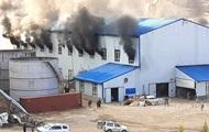 В Кыргызстане вспыхнул пожар на золотом руднике