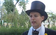В Киеве прошел праздник Ретро круиз