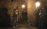 В Луцке обнаружили неизвестные подземелья