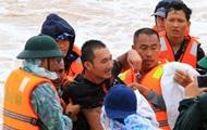 Вьетнам пострадал от наводнения. Фоторепортаж