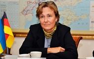 Посол Німеччини оцінила переговори в нормандському форматі