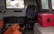 ЗМІ показали, як возять людей у  швидких  Київщини