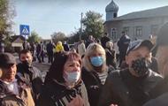 На Одещині через карантин люди перекрили дорогу