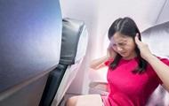 Чебурашка: стюардеса розповіла, як допомогти, якщо заклало вуха