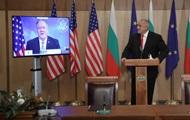 США і Болгарія підписали угоди про 5G і ядерну енергетику
