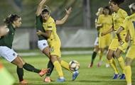 Жіноча збірна з футболу обіграла Ірландію у відборі на Євро-2022