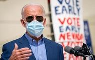Байден достроково віддав голос на загальних виборах в США