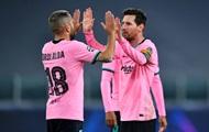 Барселона зміцнила своє лідерство в групі, обігравши Ювентус