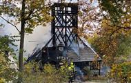 У Празі відновлять згорілу українську церкву