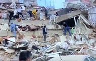В Турции произошло мощное землетрясение