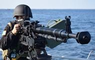 Морская охрана Украины выполнила  задачу З