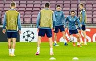 Стало известно, в какой форме Динамо сыграет против Барселоны