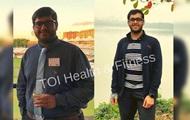 Індієць, який змінював дієту кожні 10 днів, скинув 50 кіло майже за рік