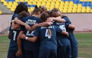 Житлобуд-2 с разгромной победы стартовал в квалификации женской Лиги чемпионов