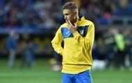 Кравец вызван в сборную Украины