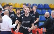 Черкасские Мавпы расторгли контракт с игроком, обвинив его в играх на тотализаторе