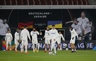 Забарный выйдет в старте на матч против Германии
