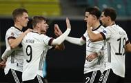 Германия обыграла Украину и вышла на первое место в группе