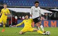 Степаненко - о матче с Германией: В некоторых моментах нам пришлось терпеть