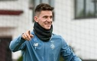 Вербич не попал в заявку на матч против Косово из-за проблем со здоровьем