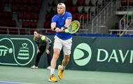 Марченко успешно стартовал на турнире в Ортисеи