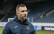 Шевченко: Мы готовы играть против Швейцарии