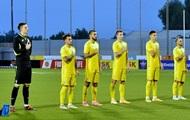 Молодежная сборная Украины разгромила Северную Ирландию