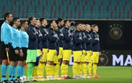 Сборная Украины готова сыграть против Швейцарии 18 ноября
