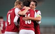Австрия, Чехия, Венгрия и Уэльс вышли в элитный дивизион Лиги наций