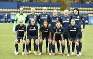 Жилстрой-2 обыграл Сараево во втором отборочном раунде женской Лиги чемпион