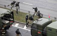 Протесты в Беларуси: задержаны полсотни человек