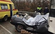 У Криму в ДТП з тролейбусом загинули четверо людей