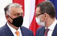 Ветування бюджету ЄС: Угорщина і Польща виступатимуть єдиним фронтом