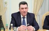 РНБО готує рішення щодо Донбасу