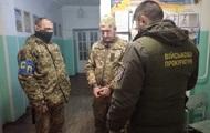 У Донецькій області військовослужбовець побив і підпалив товариша по службі