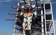 В Японии создали гигантского шагающего робота