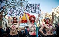 Демократию дубасят . Причины беспорядков в Париже