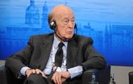 От коронавируса умер бывший президент Франции Валери Жискар д'Эстен