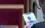 """Глава """"Слуги народа"""" призвал отказаться от выступлений в Раде на русском языке"""