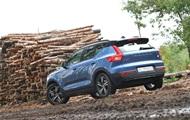 Всього два літри: тест-драйв Volvo XC 40 Recharge
