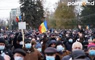 2570063 - В Молдове протестуют сторонники Санду