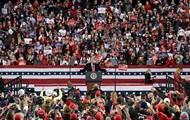 2570098 - Трамп провел первый митинг после поражения на выборах