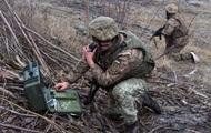 Сутки в ООС: 2 военных погибли, еще 8 ранены