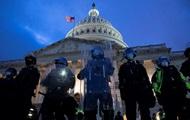Полиция Капитолия опровергла информацию о смерти сотрудника