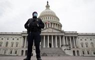 У Капитолия обнаружен пикап с 11 бомбами и оружием